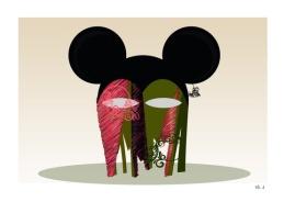 """En la Disneylandia del amor"", 2007"