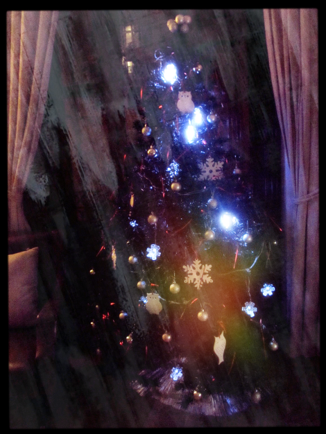Mi árbol de Navidad 2012.