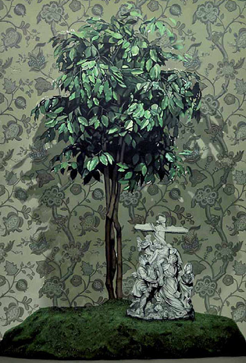 """Antonio Montalvo. """"Árbol"""", 2012"""