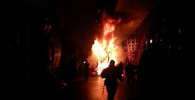 El trágico incendio de la candidata a reina del Carnaval.