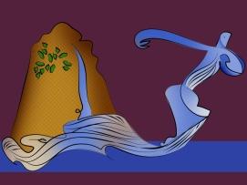 """""""Water curses"""", 2010"""