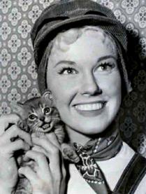 Doris Day, casi centenaria gracias a los gatos.