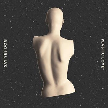La portada del primer disco de Say Yes Dog.