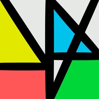 La portada de 'Music Complete'.
